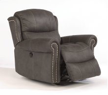 Walden Fabric Gliding Recliner