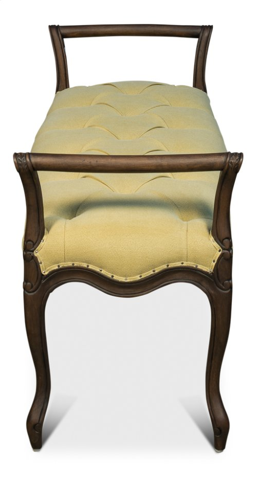 Laurie Bench, Olive Green