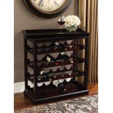 Davenport Open Wine Cabinet