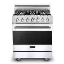 """30"""" 3 Series Self-Cleaning Dual Fuel Range, Natural Gas"""