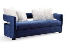 Kennedy Navy Velvet Sofa