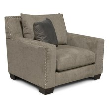 Del Mar Luckenbach Chair with Nails 7K0004N