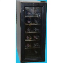 12-Bottle Capacity Thermoelectric Wine Tower Storage