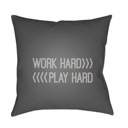 "Work Play QTE-028 20"" x 20"""