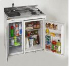 """Model CK36 - 36"""" Compact Kitchen w/refrig Product Image"""