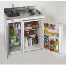 "Model CK36 - 36"" Compact Kitchen w/refrig"