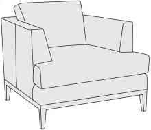 Alford Chair in Mocha (751)