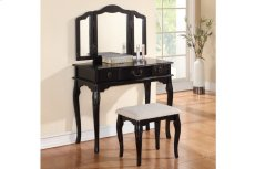 Vanity Set W/ Stool Product Image