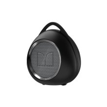 SuperStar HotShot Portable Bluetooth Speaker - Black with Black Platinum