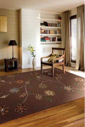 Contour Con05 Brn Rectangle Rug 5' X 7'6''