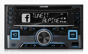 CD Receiver with Advanced Bluetooth Wireless Technology