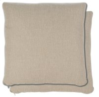 Accessories 21 Pair Sq. TopStitched No Pleats Pillows Product Image