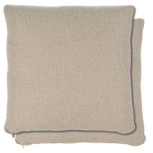 Accessories 21 Pair Sq. TopStitched No Pleats Pillows