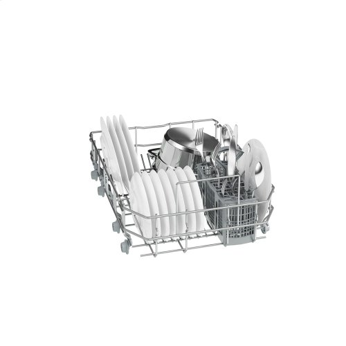 "18"" Special Application Recesssed Handle Dishwasher"
