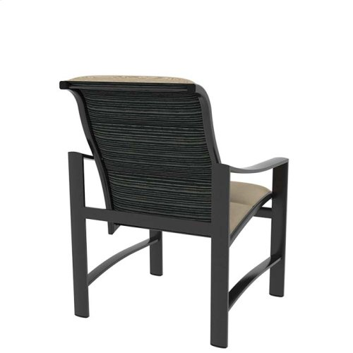 Kenzo Padded Sling Dining Chair