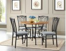 Heritage 5 Piece Casual Dining Product Image