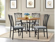 Heritage 5 Piece Casual Dining