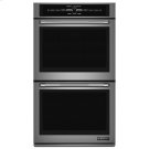 """Euro-Style 30"""" Double Wall Oven with V2 Vertical Dual-Fan Convection System Product Image"""