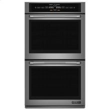"Euro-Style 30"" Double Wall Oven with V2 Vertical Dual-Fan Convection System"