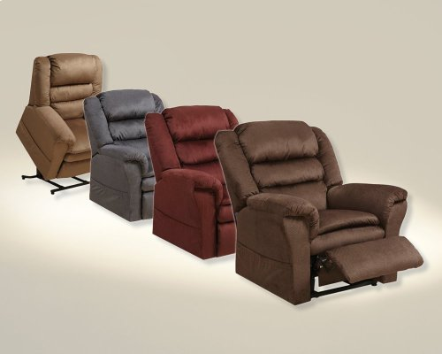 Power Lift Recliner - Smoke