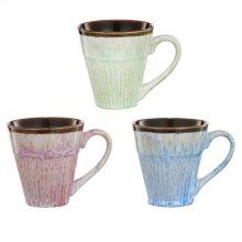 S/3 Coffee Mugs