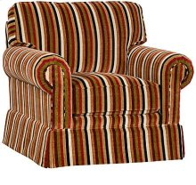 Bentley Fabric Chair