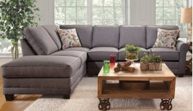 3700 R/f Sectional