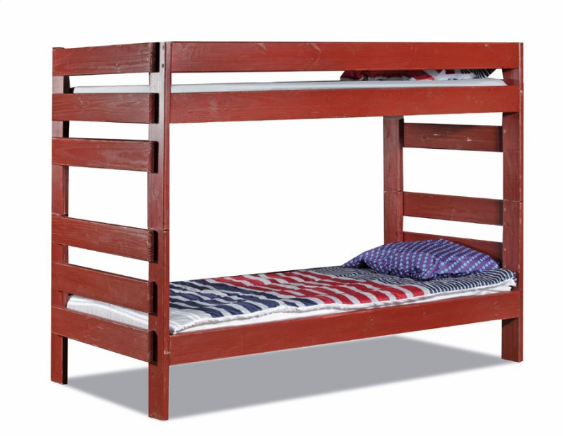 Red4012xl In By Pine Crafter Furniture In Mauldin Sc Twin Twin