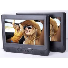 "10.1"" Dual Screen Portable DVD Player"