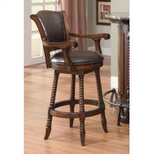 Rec Room Traditional Bar Stool