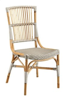 Grey Payton Bistro Chair