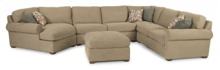 Randall Fabric Sectional