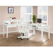 Casey Desk White Product Image