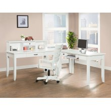 Casey Desk White