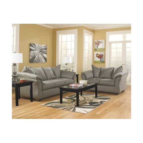 7500535 Darcy Cobblestone Loveseat Only