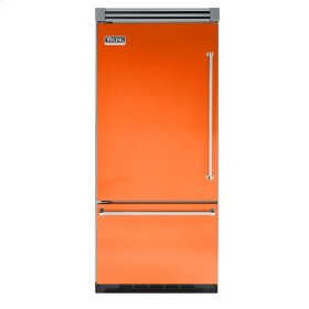 "Pumpkin 36"" Bottom-Mount Refrigerator/Freezer - VIBB (Left Hinge Door)"