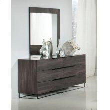 Nova Domus Enzo Italian Modern Grey Oak Dresser