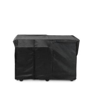 LynxAsado Grill (L30AG-M) or Serve Counter (LSERVE-M) Carbon Vinyl Cover (Mobile Kitchen Cart)