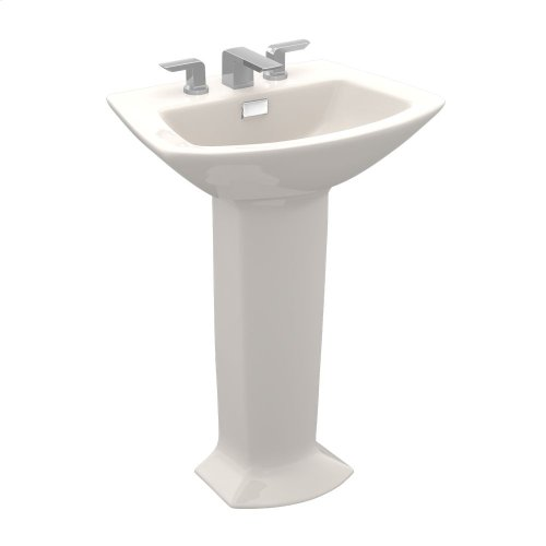 Soirée® Pedestal Lavatory - Sedona Beige