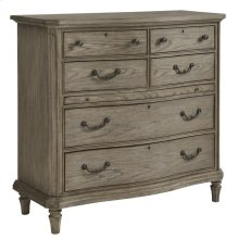 European Cottage Media Chest - Khaki