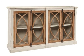 Grayson Fretwork Hutch Product Image