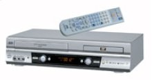 DVD, CD Player/Hi-Fi VHS Recorder