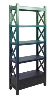 Vertigo Wood Bookshelf