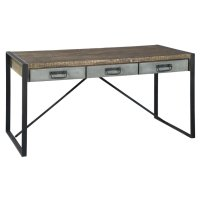 office@home Pittsburgh Industrial Desk Product Image
