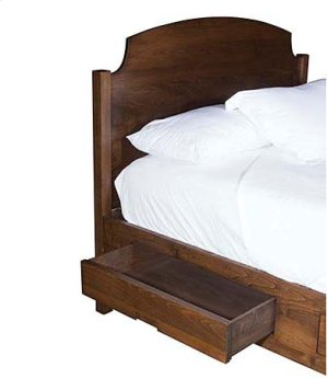 Franklin Storage Bed - King