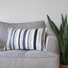 Zander Pillow - Navy / Small