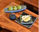 Stone Plateware Boat Serving Dish 15.75X5 / Blue Gray Granite Product Image