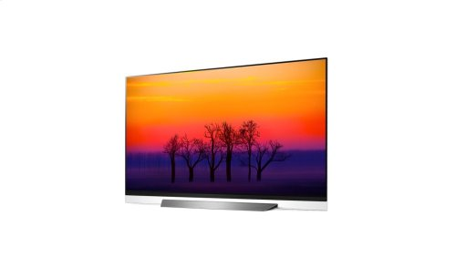 """E8PUA 4K HDR Smart AI OLED TV w/ ThinQ - 55"""" Class (54.6"""" Diag)"""