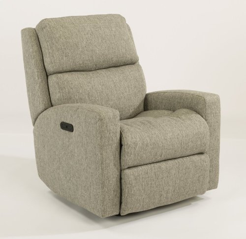 Catalina Fabric Power Recliner with Power Headrest