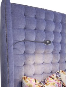 Contemporary Tall Eastern King Bed
